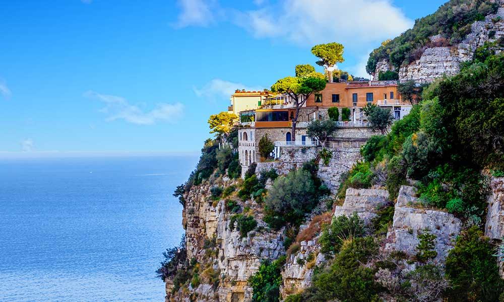 15 Tage Mietwagen-Reise - Amalfiküste, Kampanien, Apulien